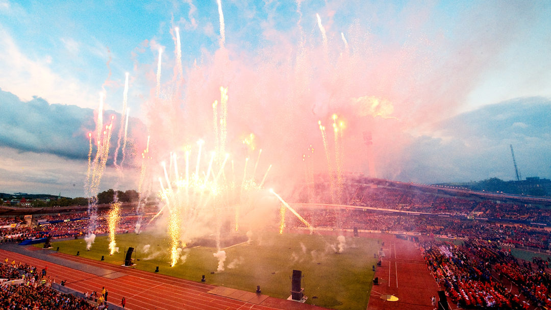 2015 Gothia Cup Opening Ceremony is Unbelievable!