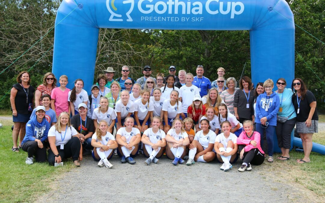 Photos from Gothia Cup 2019!